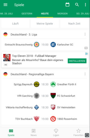 FotMob (App für iPhone & iPad)