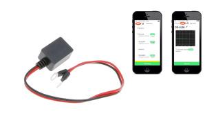 JMP Batterie Monitor©JMP