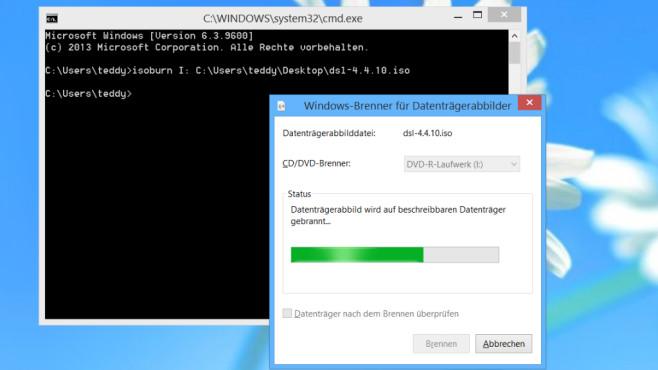 Windows 7/8/10: ISO-Dateien brennen mit Bordmitteln, Tools und CMD Mit diesen Tipps brennen Sie ISO-Dateien auf CD-/DVD-Rohlinge. Das geht einfach – und aufwendiger.©COMPUTER BILD
