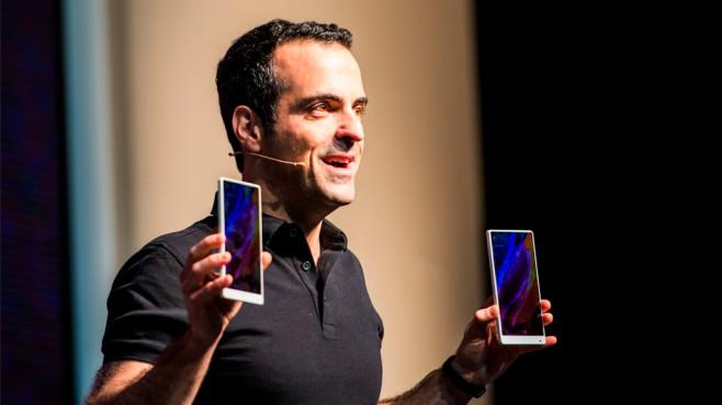 Hugo Barra auf einem Xiaomi Launch Event©Xiaomi