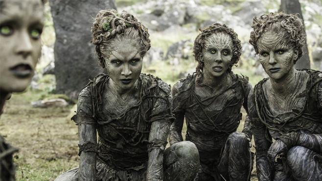 Game-of-Thrones Prequel Bloodmoon: Kinder des Waldes©HBO/Helen Sloan/Sky