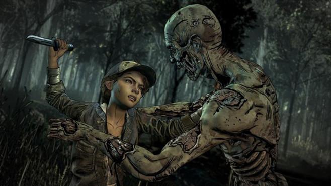 The Walking Dead – Final Season©Telltale Games