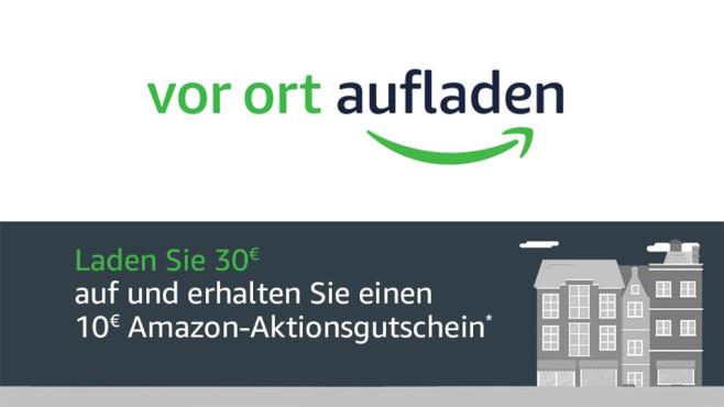 ebc3a1a30bea5b Amazon: Vor Ort aufladen und 10 Euro kassieren - COMPUTER BILD