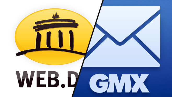 Web.de / GMX (Montage)©Web.de / GMX