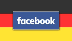 Deutschlandfahne mit Facebook-Logo©Facebook / Montage