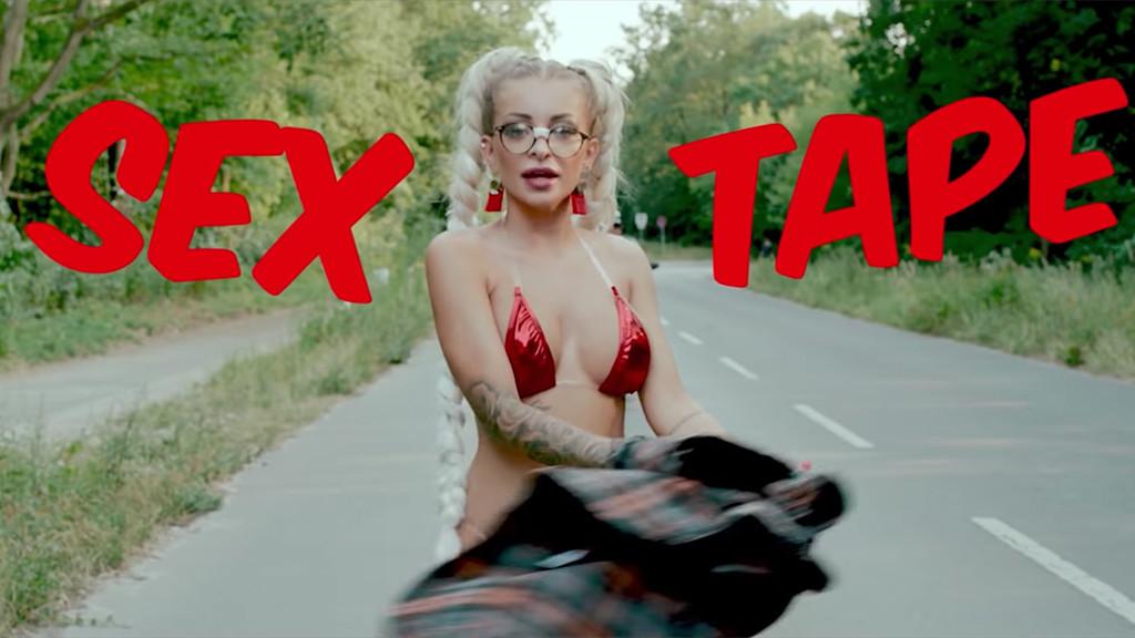 Katja Krasavice: Sex Tape©Katja Krasavice
