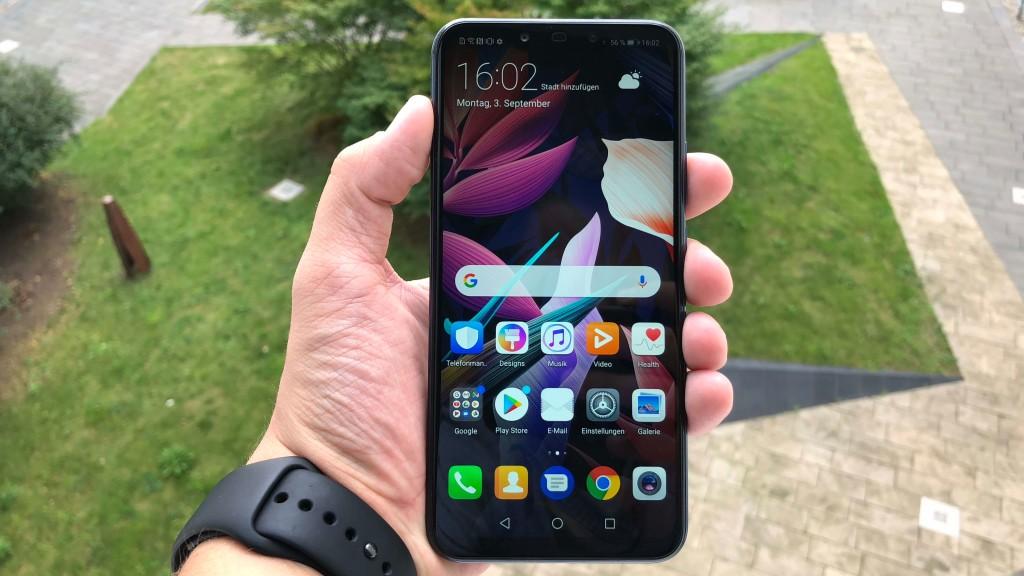 Huawei p20 lite hintergrund andern