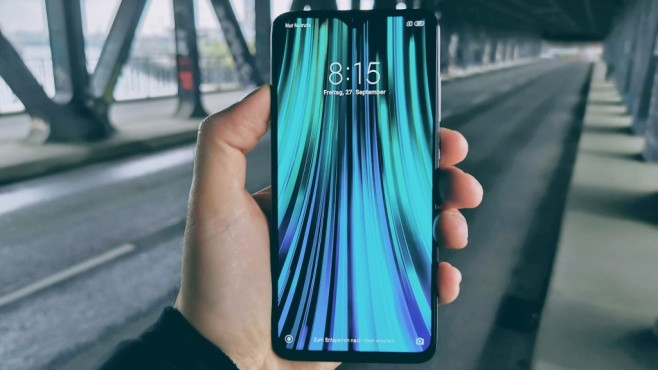 Xiaomi Redmi Note 8 Pro©COMPUTER BILD / Michael Huch