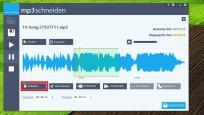 Alle Audioteile bis auf Markierung löschen©COMPUTER BILD