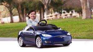 Tesla Model S Kinderauto©Radio Flyer