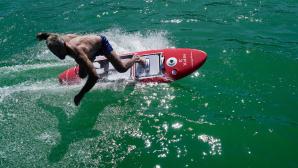 Die besten elektrischen Surfbretter 2018©Waterwolf