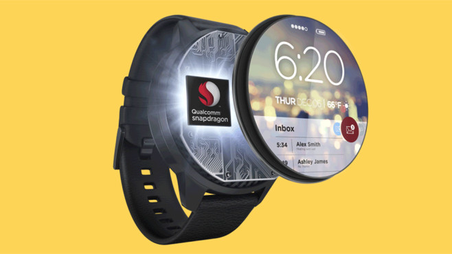 Qualcomm Snapdragon Wear © Qualcomm