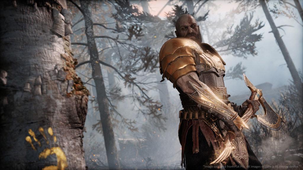 God Of War Update Bringt Neuen Modus Computer Bild Spiele