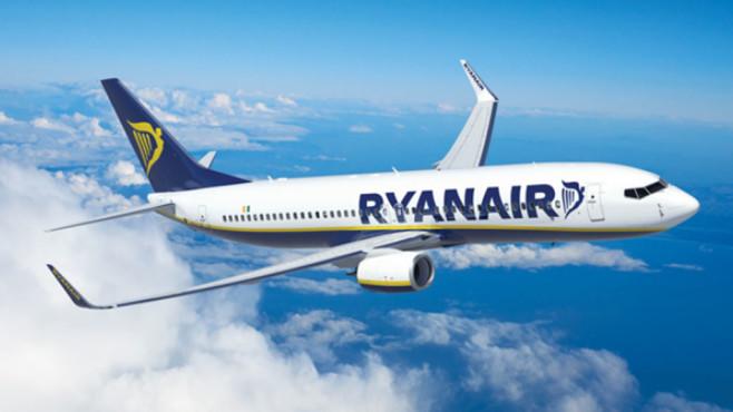 Ryanair: Flugzeug©Ryanair