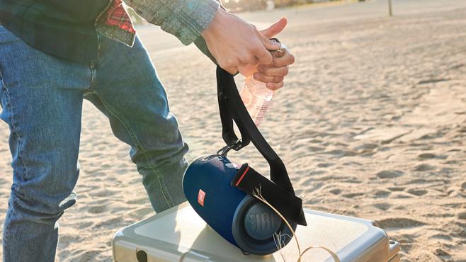 JBL Xtreme 2: Bluetooth-Lautsprecher im Test©JBL