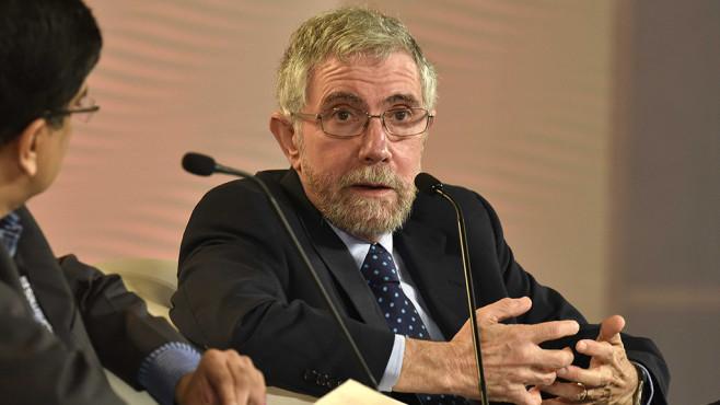 Paul Krugman©Hindustan Times/gettyimages