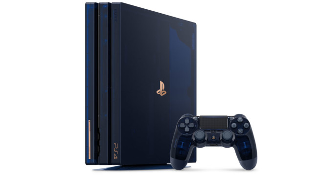 PS4 Pro: 500 Million Limited Edition © Sony