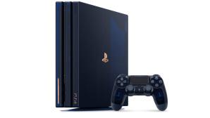 PS4 Pro: 500 Million Limited Editon©Sony