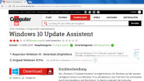 Update-Assistenten herunterladen©COMPUTER BILD