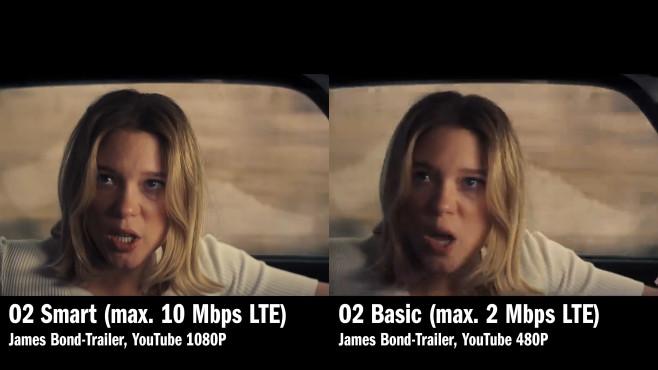 Streaming-Qualität im Test©COMPUTER BILD