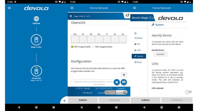 Devolo Magic 2 WiFi Test©COMPUTER BILD
