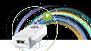 Devolo Magic 2 WiFi © Devolo, iStock.com/-strizh-