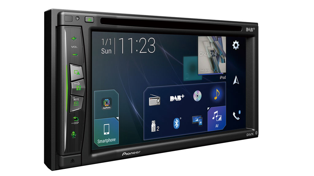 pioneer bringt wireless carplay zum nachr sten computer bild. Black Bedroom Furniture Sets. Home Design Ideas