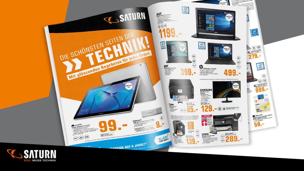 Saturn Prospekt Die Top Angebote Im Preis Check Computer Bild