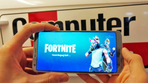 Fortnite Android: Beta-Einladung © COMPUTER BILD