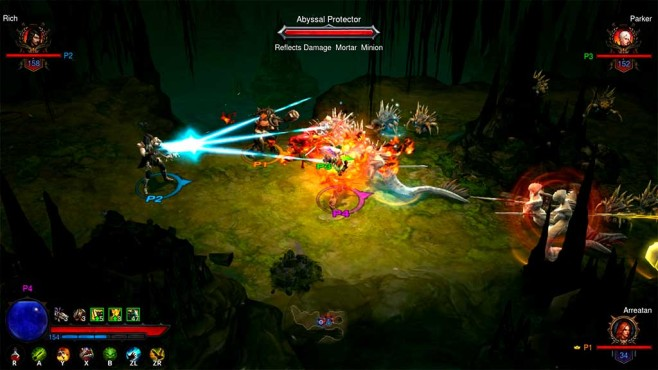 Diablo 3 – The Eternal Collection: Zombies töten © Blizzard