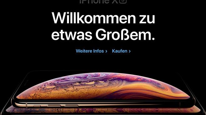 iPhone kaufen©Apple