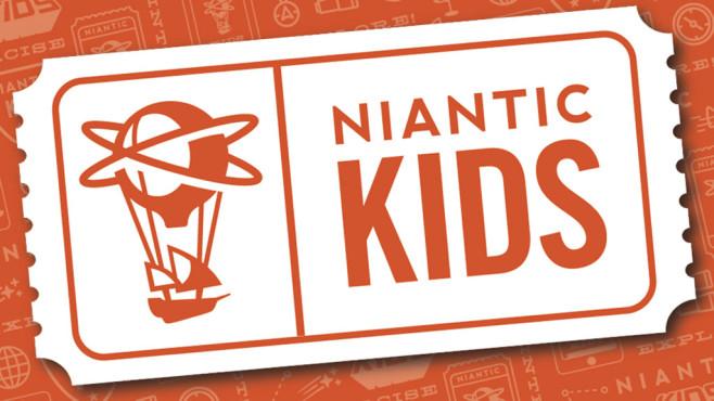 Pokémon GO: Niantic Kids©Niantic