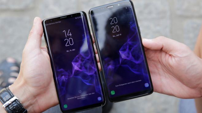 Fake-Handys aus China: Was können iPhone X und Galaxy S9 Plus für 200 Euro?©COMPUTER BILD