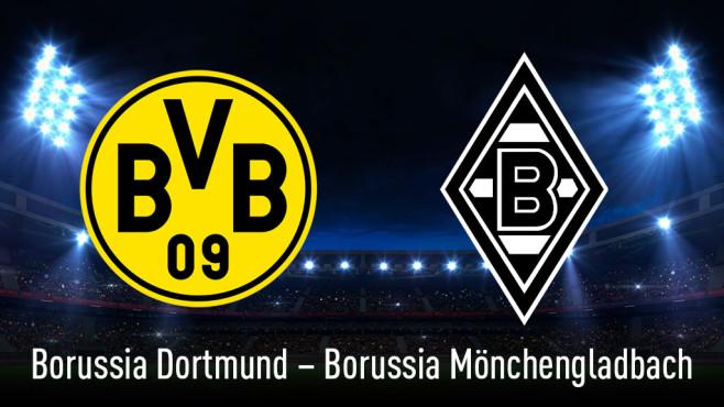 DFB-Pokal: Dortmund gegen Mönchengladbach©iStock.com/LeArchitecto, Borussia Dortmund, Borussia Mönchengladbach