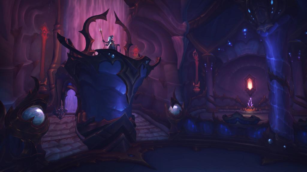 """WoW – Battle for Azeroth: Das bringt Patch 8.2 WoW – Azsharas Aufstieg: In """"Azsharas Palast"""" geht es zum Schlachtzug.©Activision Blizzard"""