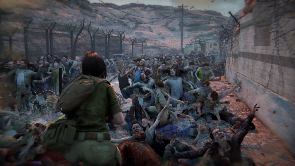 World War Z: Gamescom-Trailer