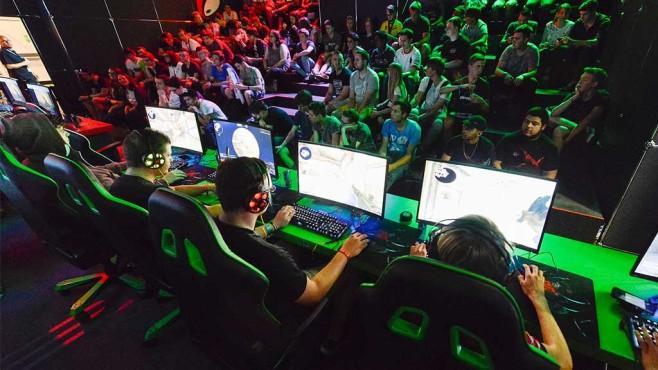eSport auf der Gamescom©Gamescom
