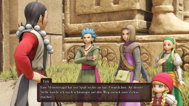 Dragon Quest 11©Square Enix