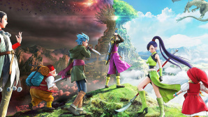 Dragon Quest 11 © Square Enix