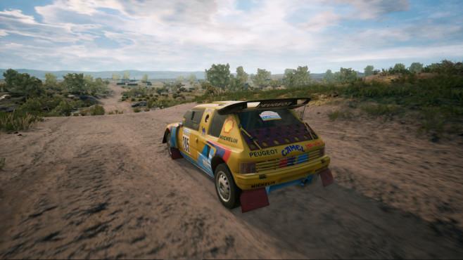 """Dakar 18: Reality auf Rädern """"Dakar 18"""" schreibt sich Realität auf die Fahnen – es gibt kaum Wegweisungen.©Koch Media"""
