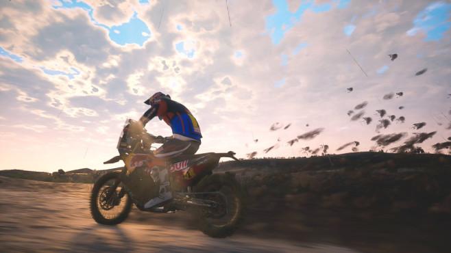 Dakar 18: Reality auf Rädern Mit unterschiedlichen Fahrzeugen treten Sie die weltberühmte Dakar-Rallye an.©Koch Media