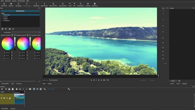 Movie Maker Alternative: Kostenlose Programme für den Videoschnitt©COMPUTER BILD, Meltytech