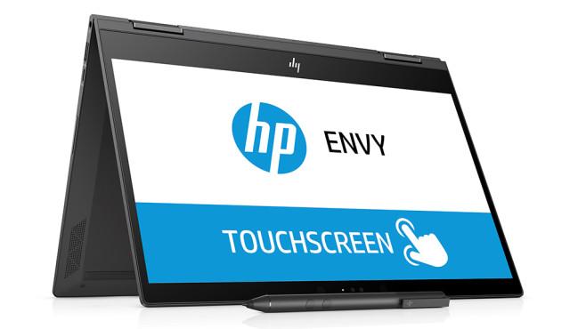 HP Envy 13 x360 im Test©HP