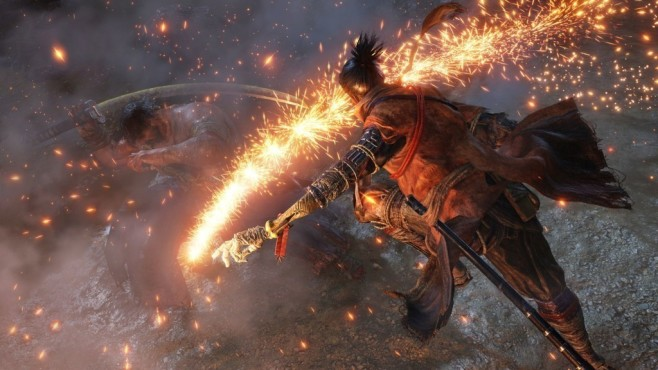Sekiro – Shadows Die Twice©From Software, Activision