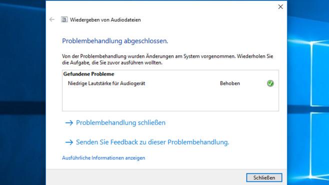 Windows-Troubleshooter: Probleme erkennen und beheben – automatisch!©COMPUTER BILD