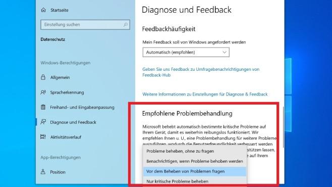 Windows-Troubleshooter: Probleme erkennen und beheben – automatisch©COMPUTER BILD