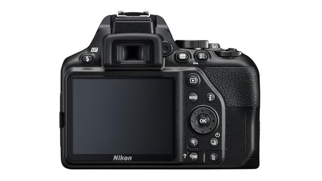 Nikon D3500 von hinten©Nikon