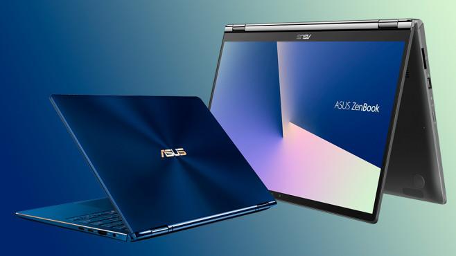 Asus ZenBook Flip©Asus