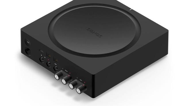 Sonos Amp Anschlüsse©COMPUTER BILD