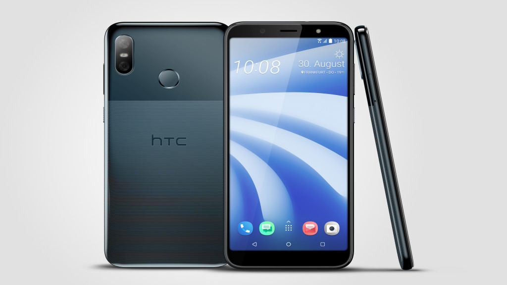 HTC U12 Life in Moonlight Blue © HTC